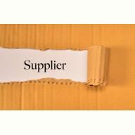 Supplier Training