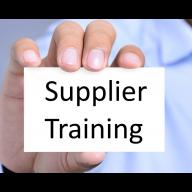 Supplier Training - UI 3.0
